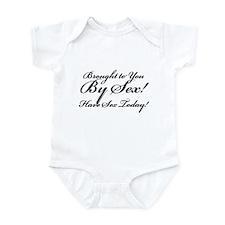 By Sex Infant Bodysuit