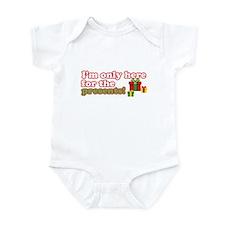 Here for Presents Infant Bodysuit