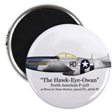"Hawkeye/Huston Stuff 2.25"" Magnet (10 pack)"