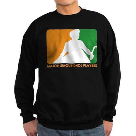 Major League Dhol Players Sweatshirt (dark)