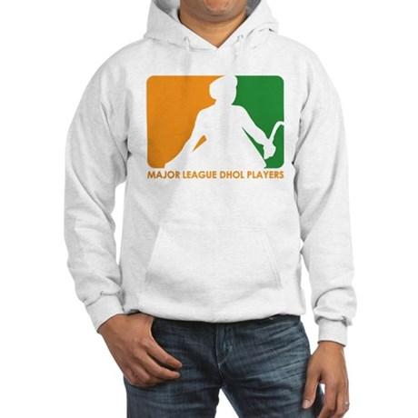 Major League Dhol Players Hooded Sweatshirt