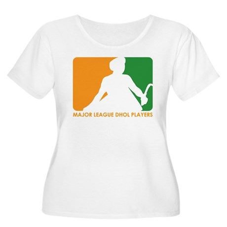 Major League Dhol Players Women's Plus Size Scoop