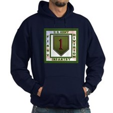 Big Red One Hoodie