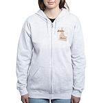 Udapimp Idaho Women's Zip Hoodie