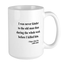 Edgar Allan Poe 20 Mug