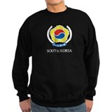 South Korea Coat of Arms Sweatshirt