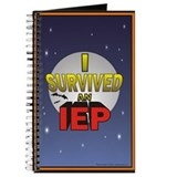 I Survived an IEP Journal