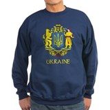 Ukraine Coat of Arms Sweatshirt
