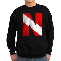 http://i1.cpcache.com/product/335131200/scuba_flag_letter_n_sweatshirt.jpg?color=Black&height=240&width=240