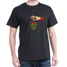 Christmas Mistletoe T-Shirt