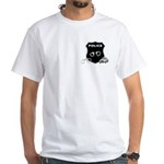 Police Crime Scene White T-Shirt