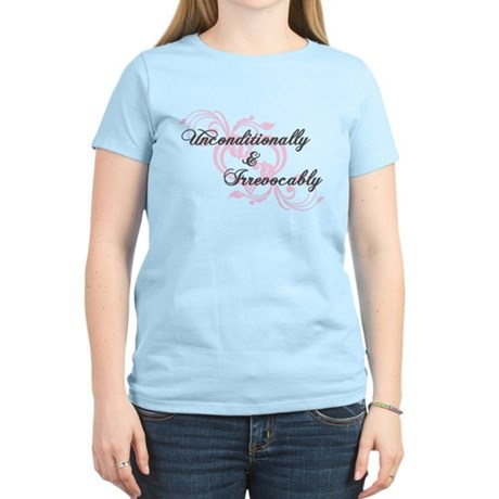 Irrevocably In Love Twilight Women's Light T-Shirt