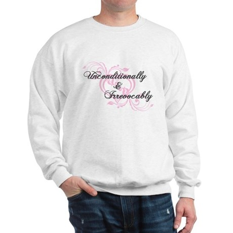 Irrevocably In Love Twilight Sweatshirt