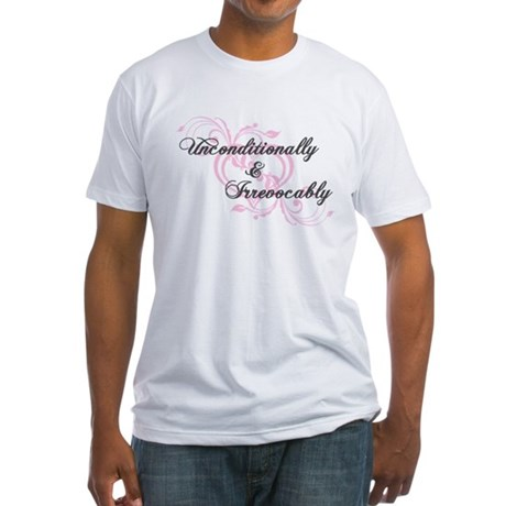 Irrevocably In Love Twilight Fitted T-Shirt