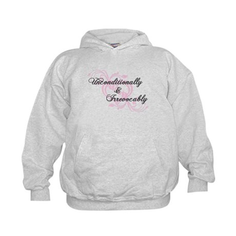 Irrevocably In Love Twilight Kids Hoodie