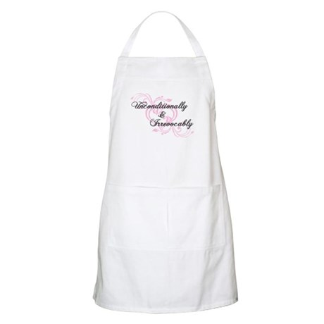 Irrevocably In Love Twilight BBQ Apron