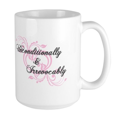 Irrevocably In Love Twilight Large Mug