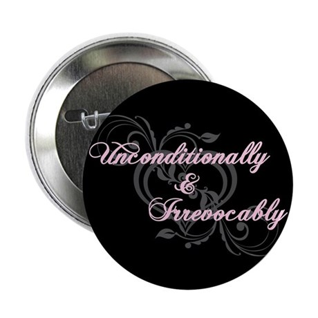 "Irrevocably In Love Twilight 2.25"" Button (100 pac"