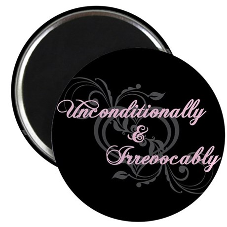 "Irrevocably In Love Twilight 2.25"" Magnet (100 pac"