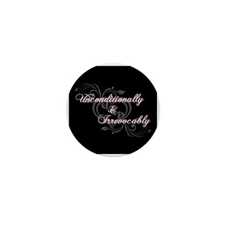 Irrevocably In Love Twilight Mini Button