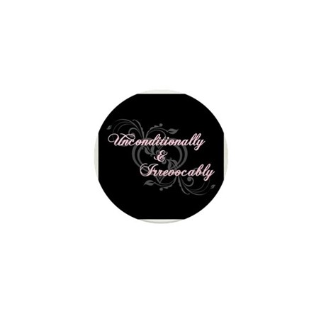 Irrevocably In Love Twilight Mini Button (100 pack