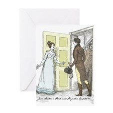 Pride & Prejudice Ch 46 Greeting Card