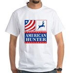 American Hunter White T-Shirt