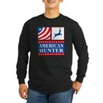 American Hunter Long Sleeve Dark T-Shirt