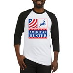 American Hunter Baseball Jersey