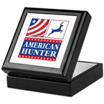 American Hunter Keepsake Box