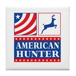 American Hunter Tile Coaster