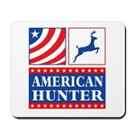 American Hunter Mousepad