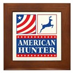 American Hunter Framed Tile