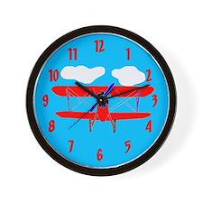 Radio controlled airplane Wall Clock