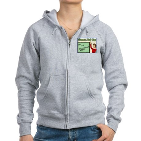 Its and It's Women's Zip Hoodie