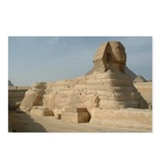Sphinx at Giza Postcards (Package of 8)