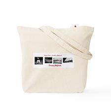 Downey CA Tote Bag