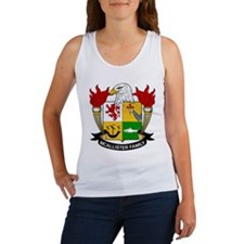 McAllister Family Crest Women's Tank Top