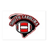 South Carolina Football Postcards (Package of 8)