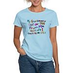 My Granddaughter got her Tan Women's Light T-Shirt