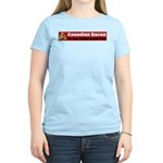 Canadian Bacon Women's Light T-Shirt