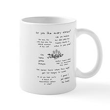 Jacob Quotes Mug