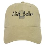 Alice Quotes Baseball Cap