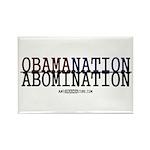 OBAMANATION Rectangle Magnet (100 pack)