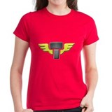 Winged Hammer Tee