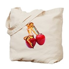 She's My Cherry Pie Tote Bag