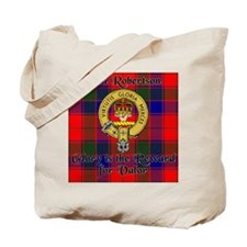 Clan Robertson Tote Bag