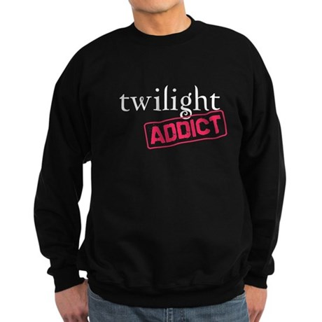Twilight Addict Sweatshirt (dark)