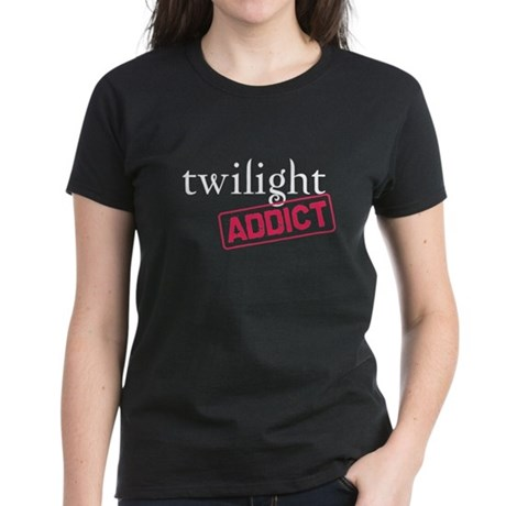 Twilight Addict Women's Dark T-Shirt