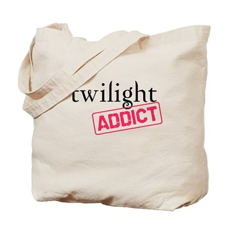 Twilight Addict Tote Bag